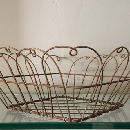 ACCESSORIES- Brown bread basket