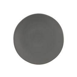 CHINA- Stoneware 10.75' Dinner Plate Black