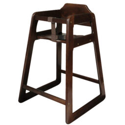 Darkwood Childs High chair