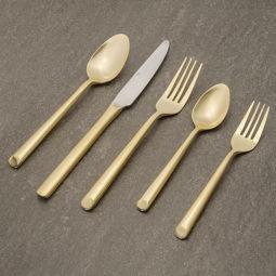 flatware-modern-gold-individual-dinner-fork-ect