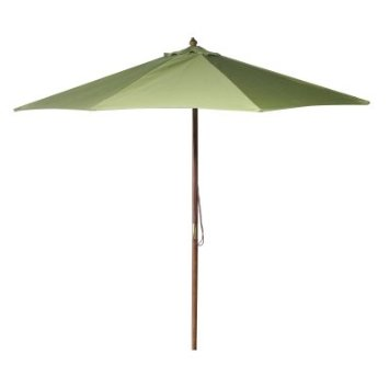Olive Market Umbrella