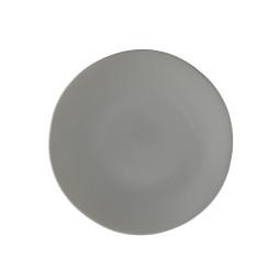 Smoke Stoneware DInner Plate