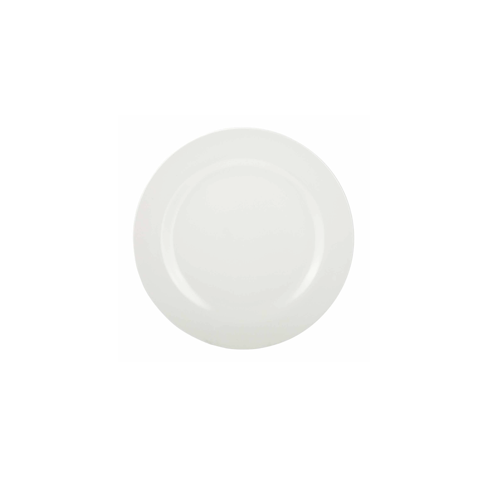 6 5 Inch Round Bread Butter Plate All About Events