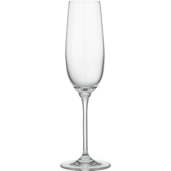 champagne flute 8oz all about events. Black Bedroom Furniture Sets. Home Design Ideas