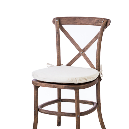 Rustic Cross Back Chair All About Events