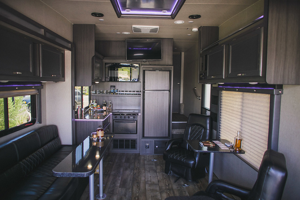 Mobile Man Cave All About Events